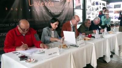 Sinop'ta ödüllü lakerda yarışması düzenlendi