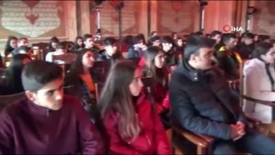 Tunceli'den 2 bin 19 öğrenci Türkiye'nin çeşitli illerinde gezme imkanı buldu