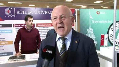uluslararasi -  Atılım Üniversitesi 'Tanıtım Günleri'nde