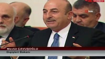 nani -  Bakan Çavuşoğlu: 'FBI'ın yaklaşık 15 eyalette başlattığı soruşturma var, bazı yerlerde tutuklamalar başladı'