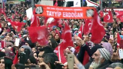 Cumhurbaşkanı Erdoğan: 'Tren kazasında sorumluluğu bulunanlardan hesap sorulacak'