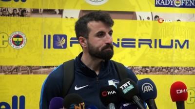 Erhan Çelenk: 'Fenerbahçe'yle aynı puandayız'