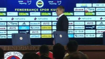 """basin toplantisi - Ersun Yanal: """"Fenerbahçe farklı bir görüntü çizecek ve herkesi memnun edecek"""""""