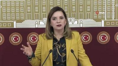 """basin toplantisi -  MHP İstanbul Milletvekili Arzu Erdem: """"Güneydoğu başta olmak üzere Anadolu'nun birçok yerinde yaşanan istihdam sorununa kalıcı çözümler bulunması gerekir"""""""