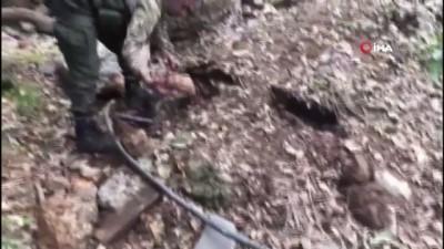 - Siirt'te teröristlere ait mühimmat ele geçirildi