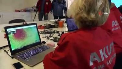 Bodrum'da kırmızı alarm...Muğla genelinde verilen şiddetli yağmur uyarısı turizmin göz bebeği Bodrum'u kırmızı alarma geçirdi