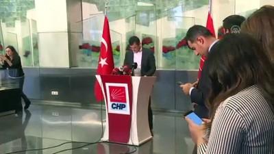 CHP Grup Başkanvekili Özel'den Bakan Akar'a eleştiri - ANKARA