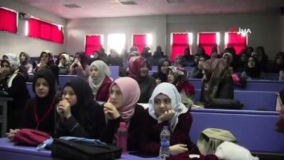 ogrenciler -  Hisarcık'ta Hafızlık, Ezan ve Kur'an-ı Kerim'i Güzel Okuma Yarışması