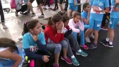 ogrenciler -  Kayseri'de bayıltan koşu... Dereceye girmeyen öğrenciler gözyaşlarına boğuldu