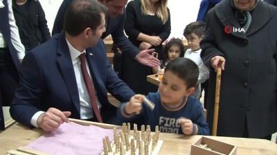 ogrenciler -  Sivas'ta 'Montessori Eğitim' sınıfı açıldı
