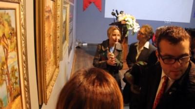 TCMB Sanat Koleksiyonundan 'Bakış' sergisi - BURSA