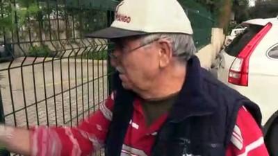 İzmir'de gasp iddiası