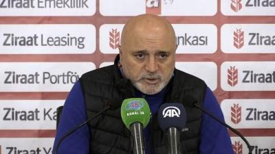 Kayserispor - Altay maçının ardından - Karaman ve Töraydın - KAYSERİ