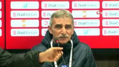 Kürkçüoğlu: 'Rakibimiz gücüyle bizi mağlup etti'