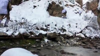 Terör örgütü PKK/KCK'nın kış üslenmesine yönelik operasyon - VAN