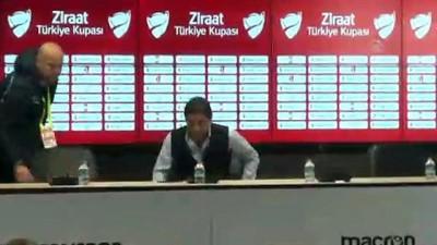 Trabzonspor - Sivas Belediyespor maçının ardından - Karaman ve Kürkçüoğlu - TRABZON