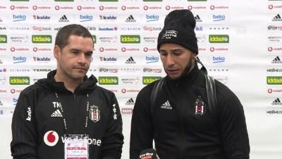 Beşiktaş-Galatasaray maçının ardından - Ricardo Quaresma - İSTANBUL