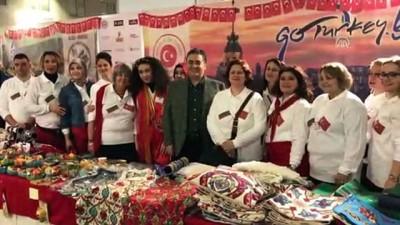 Bulgaristan'da 24. Geleneksel Yılbaşı Kermesi - SOFYA