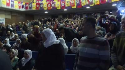 HDP Eş Genel Başkanı Pervin Buldan - İZMİR