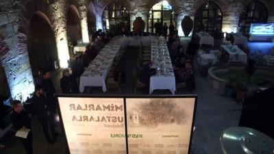 salda - İstanbullu mimarlar Kastamonulu ustalarla buluştu