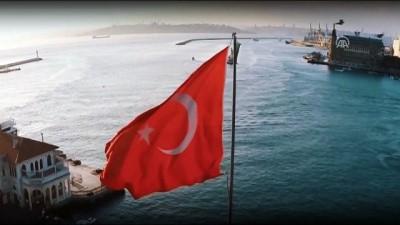 'Memleketim' şarkısına işaret diliyle klip - İSTANBUL