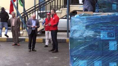 Türk Kızılayı'nın Gazze'ye yapacağı 8,5 tonluk ilaç yardımı yola çıktı - NABLUS