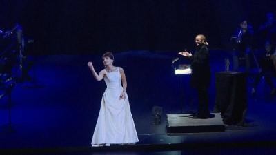nani - VİDEO   Yunanistanlı efsane diva Maria Callas sahnelere hologram olarak döndü