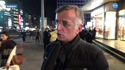 Ankara'daki Vatandaşlar ABD'nin Suriye'den Çekilmesine Nasıl Bakıyor?