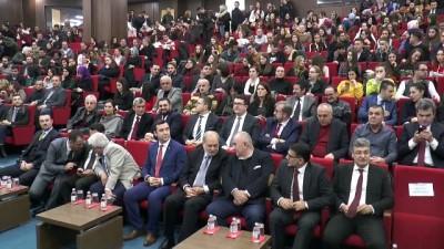 uygarlik - 'Balkanlarda Barışın Dili Türkçe' paneli - ÜSKÜP