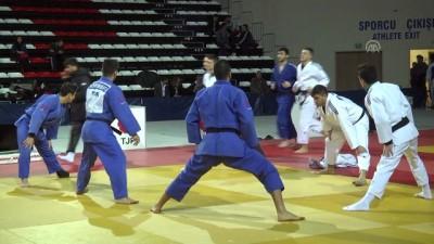 Judoda hedef iki olimpiyat madalyası - ANTALYA