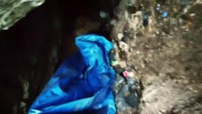 mel b - Siirt'te PKK'lı teröristlerin kullandığı 5 barınak ve sığınak imha edildi