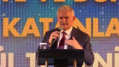 TBMM Başkanı Yıldırım: '2008'den bu tarafa Türkiye dünyada inşa edilen 10 mega projenin 6'sını gerçekleştiren ülke oldu' - İSTANBUL