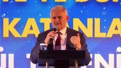 TBMM Başkanı Yıldırım: 'Türkiye 2002 yılından beri gelişiyor, büyüyor' - İSTANBUL