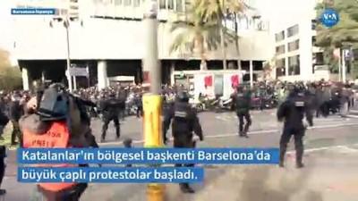 Barselona Yine Karıştı