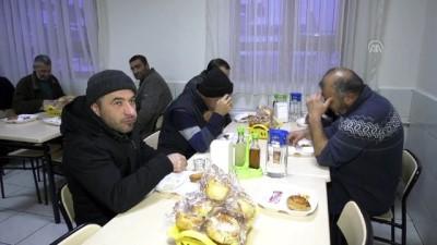 Başkentteki evsizler otele yerleştirildi - ANKARA