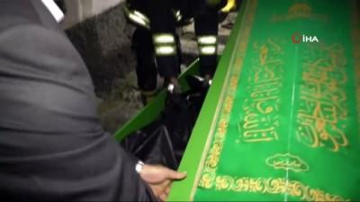 Minik Efe'nin cansız bedeni yanan evden çıkartıldı