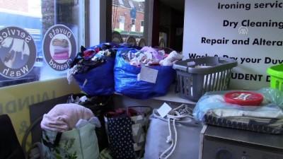 Pakistan kökenli İngiliz esnaf evsizlere yardım eli uzattı - LONDRA