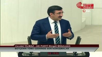 2019 Merkezi Yönetim bütçe görüşmeleri