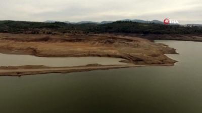 Barajı besleyen dereye kaçak set çekildiği ortaya çıktı