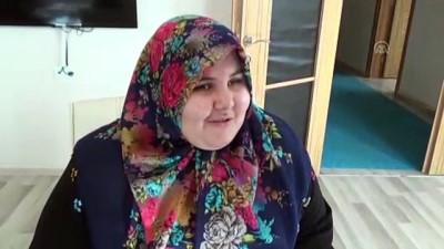Görme engelli Zehra'nın umre sevinci - MUŞ