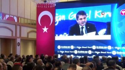 Hak-İş Başkanı Arslan: 'Asgari Ücret Tespit Komisyonunun yapısı, içeriği, sonuç elde etme yöntemlerinin tamamen değişmesini istiyoruz'