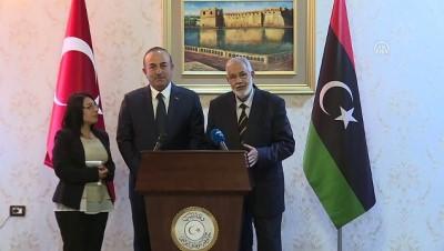 bassavci - Libya Ulusal Mutabakat Hükümeti Dışişleri Bakanı Siyala - TRABLUS