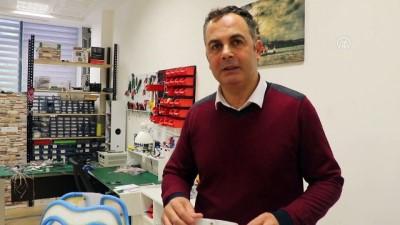 Omurga eğriliği tedavisi için 'akıllı korse' geliştirildi - KONYA