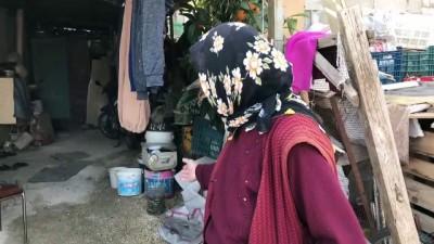 Patlama sonucu yaralanan çocukların babaannesi olay anını anlattı - MERSİN