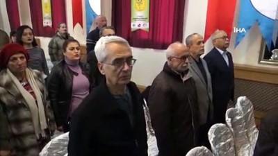 Türkiye Gerontoloji Ödülleri törenine Dinar ev sahipliği yaptı