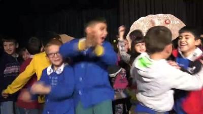 ASKİ çocuklara su bilincini tiyatroyla aşılıyor