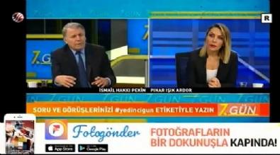 turkiye - İsmail Hakkı Pekin: FETÖ'nün Türkiye'de toprağa gömülü 2 milyar dolar parası var