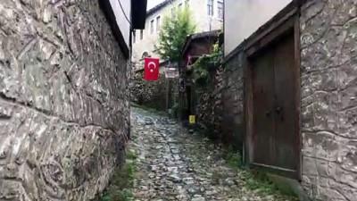 Tarihi çeşmelerin restorasyonu durduruldu - KARABÜK