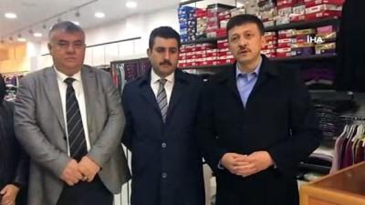 AK Parti Milletvekili Hamza Dağ'dan, Müjdat Gezen ve Metin Akpınar açıklaması