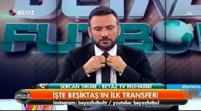 Beşiktaş'ın ilk transferi